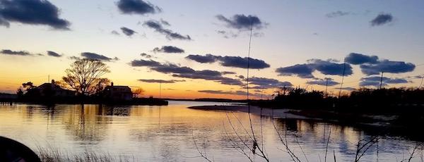 Kimogenor Point, Wednesday sunset