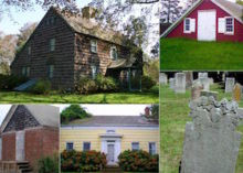 Some of Southampton Town's historic resources