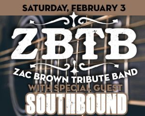 Zac Brown Tribute Band performs at The Suffolk Theater