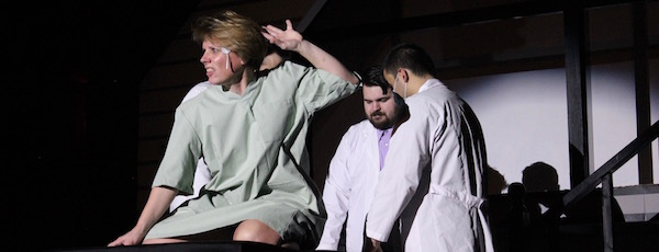 "Kelli Baumann as Diana in NFCT's new production of ""Next to Normal"""