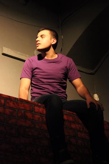 Zachary Zain as Gabe