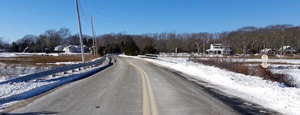 A bridge to winter...