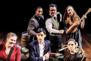 The Stowaways: An Evening of Improv Comedy at Bay Street Theatre