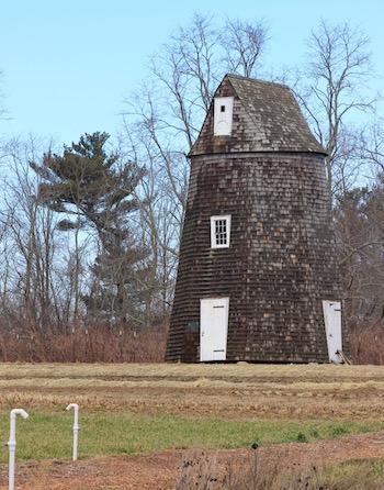 The windmill in Windmill Field