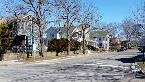 Greenport is filled with historic houses, and with all the mysteries those houses contain.