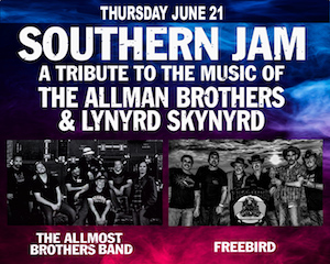 Allmost Brothers Band & Free Bird