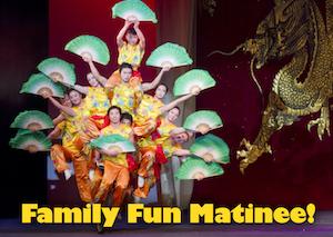 The Peking Acrobats: Defying Gravity at Westhampton Beach PAC