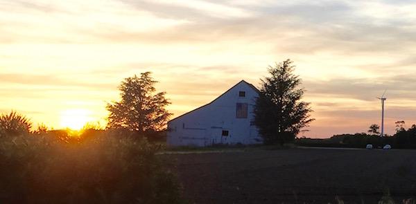 Laurel Sunset