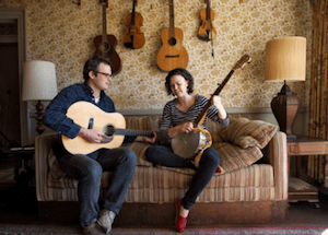Music on the Terrace: Bluegrass with the Edith and Bennett Band at Parrish Art Museum
