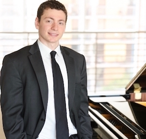 Salon Series: Pianist Dominic Cheli at the Parrish Art Museum