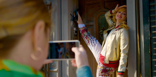 """A scene from the pilot for """"The Russian Cousin,"""" which will be screened at the North Fork TV Festival"""