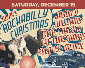 WLNG's Rockabilly Christmas at The Suffolk Theater