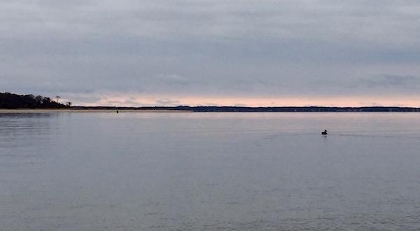 Robins Island Sunset