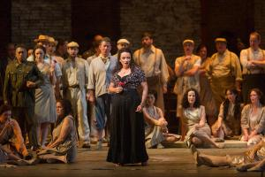 """The Met Live in HD: Bizet's """"Carmen"""" at Guild Hall"""