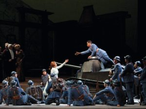 "The Met Live in HD: Donizetti's ""La Fille du Régiment"" at Guild Hall"