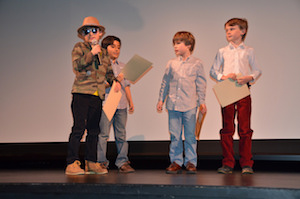 Student Film Contest Screenings and Awards at Guild Hall