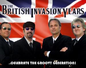 The British Invasion Years at Bay Street Theatre