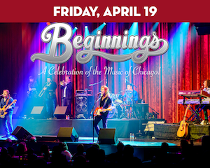 Beginnings: A Celebration of Chicago at The Suffolk Theater