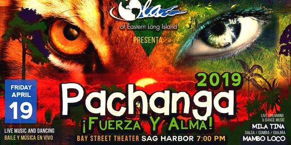 OLA Pachanga 2019: Fuerza y Alma at Bay Street Theatre