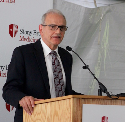 Stony Brook University Cancer Center Director Dr. Yusef A. Hannun.
