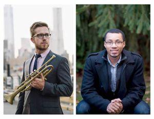 Salon Series: Trumpeter Brandon Ridenour and PianistJeremy Jordan at Parrish Art Museum