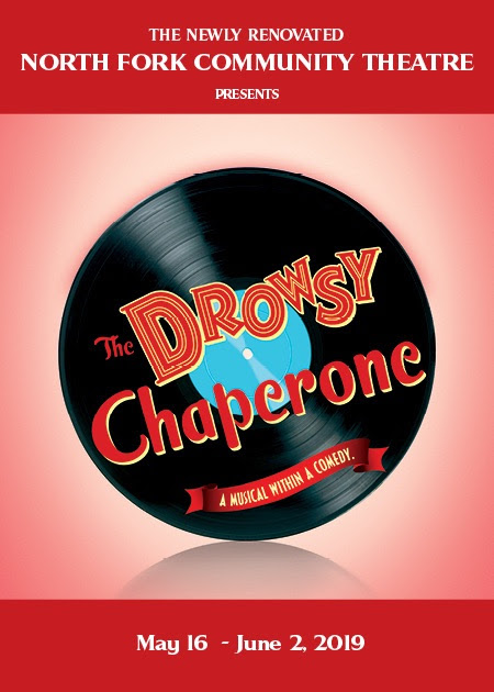 "NFCT presents ""The Drowsy Chaperone"""