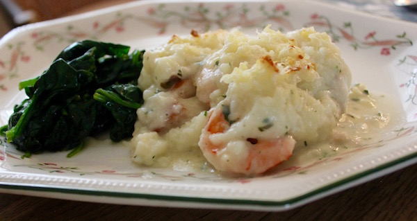 Fish Pie by Alison Boyd-Savage