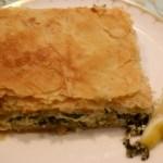 Dandelion Pie