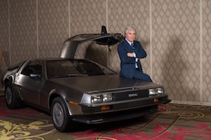 "HIFF Now Showing: ""Framing John DeLorean"" at Guild Hall"