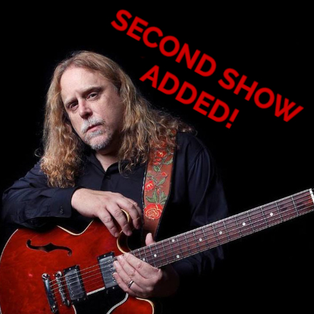 Warren Haynes Performs at the Westhampton Beach PAC