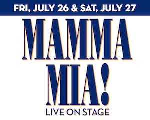 Mamma Mia! at The Suffolk Theater