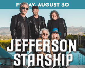 Jefferson Starship performs at The Suffolk Theater