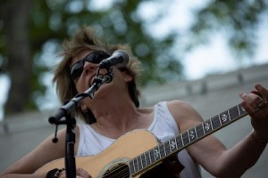 Music on the Terrace: Inda Eaton at the Parrish Art Museum