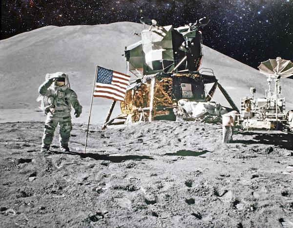 Grumman lunar landing module