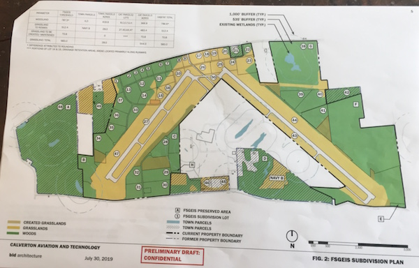 Riverhead Town's subdivision plan for EPCAL