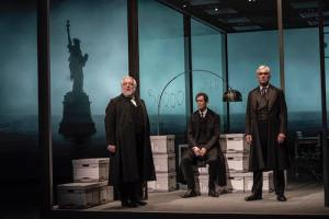 National Theatre Live: The Lehman Trilogy at Guild Hall