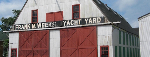Maritime Traditions: Boat Building at Hallock State Park