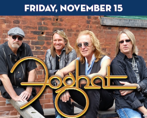 Foghat performs at The Suffolk Theater