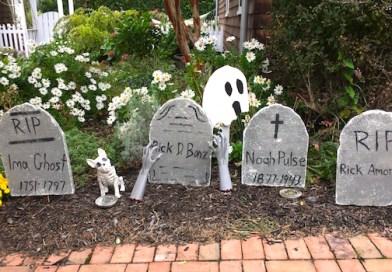 A New Suffolk Graveyard