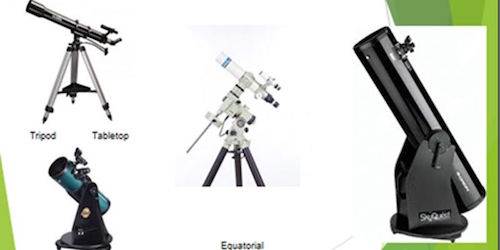 Buying Your First Telescope at Custer Institute Observatory