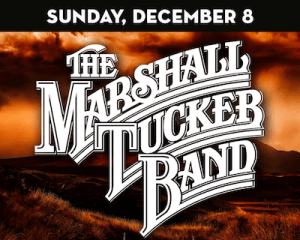 The Marshall Tucker Band performs at The Suffolk Theater
