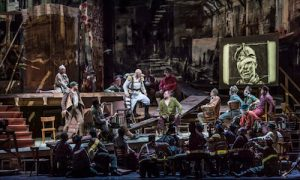"The Met: Live in HD: Berg's ""Wozzeck"" at Guild Hall"