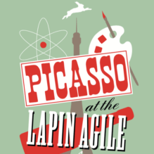 """Picasso at the Lapin Angle"" at the North Fork Community Theatre"