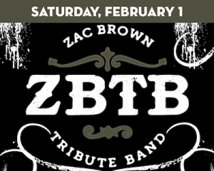 Zac Brown Tribute Band plays The Suffolk Theater