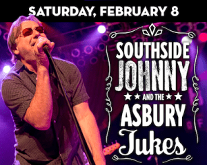 Southside Johnny & The Asbury Jukes perform at The Suffolk Theater