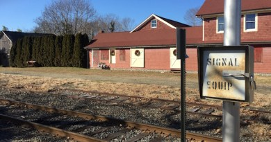 Mattituck Rail Road Station