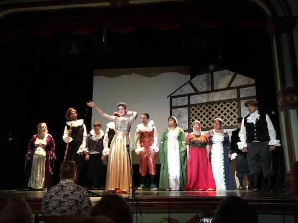 """EEDA's """"The Shakespeare Project"""" at the Parrish Art Museum"""