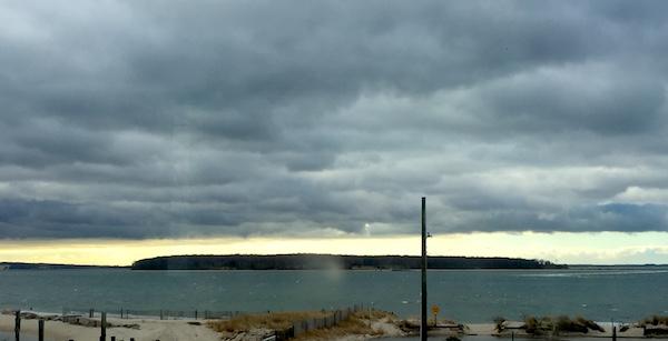Blue Skies up ahead? Robins Island