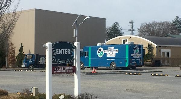 Miller Environmental Group at Greenport Harbor Brewing Company