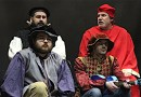 """Members of the cast of """"Wolf Hall,"""" which opens Friday at the North Fork Community Theatre"""
